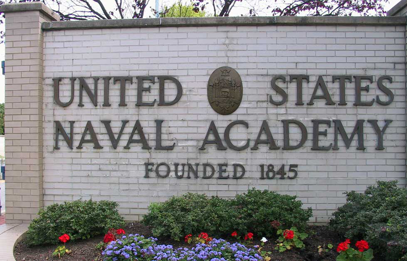 Will the Naval Academy accept a low ACT score?