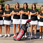 Bethune-Cookman women's golf team