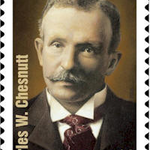 Charles Chesnutt Stamp