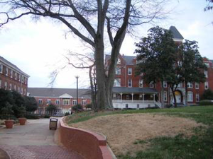 Morehouse campus