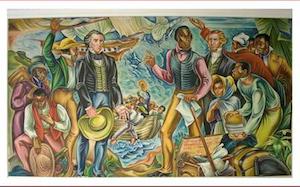 Woodruff Mural