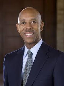Dr. Michael V. Drake has been named the first African-American and 15th president of Ohio State University.