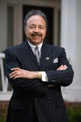 Dr. William R. Harvey, who has been Hampton University's president since 1978, is an alumnus of Talladega College.