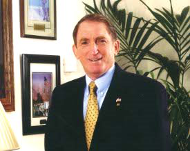 Birmingham-Southern College President Charles Krulak says that making diversity a priority at his school has its roots in his having spent the majority of his career in the military.