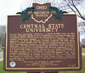After nearly 125 years, Central State University in Ohio will receive land-grant status.
