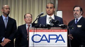 college athletes union