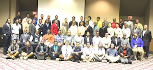 This past weekend nearly 100 other Black male undergraduate students participated in the ninth annual retreat sponsored by the Todd A. Bell National Resource Center at The Ohio State University.