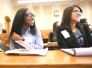 Experts are questioning whether American colleges and universities are putting in place the retention and student support services that will enable underrepresented minority students to succeed and graduate at the undergraduate level. (Photo courtesy of Cornell University)