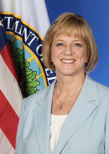 U.S. Assistant Secretary for Elementary and Secondary Education Deborah Delisle.