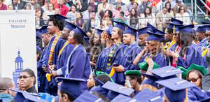 Howard currently offers 28 Ph.D. degree programs and awarded its first doctoral degree to two chemistry students in 1958.
