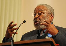 Dr. Vincent Harding was active in groups like the Southern Christian Leadership Conference (SCLC), the Student Nonviolent Coordinating Committee (SNCC) and the Congress of Racial Equality (CORE) in the 1960s.