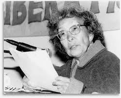 Yuri Kochiyama joined demonstrations organized by the Congress on Racial Equality and other groups, often the only Asian American there.