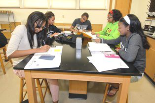 Students participate in one of the many summer programs that Xavier University has offered for more than 30 years.