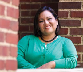 Dr. Stella Flores is the study's lead author and an associate professor of public policy and higher education at Vanderbilt University.