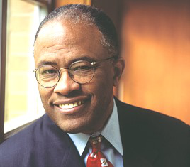 President Kurt L. Schmoke's university has a student population of about 6,500 and the average age of a University of Baltimore student is 28.