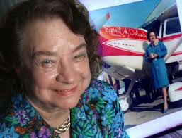Geraldine Mock embarked on her historic journey 27 years after aviation pioneer Amelia Earhart and navigator Fred Noonan disappeared in the South Pacific while Earhart was trying to become the first female aviator to circle the globe.