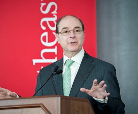 Northeastern University president Joseph E. Aoun says that higher education leaders need to pay close attention to the views of young Americans given that many American colleges and universities are facing difficult times.