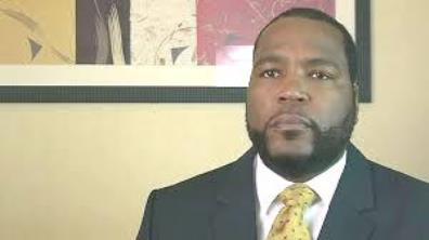 Dr. Umar Johnson is a Black activist and speaker.