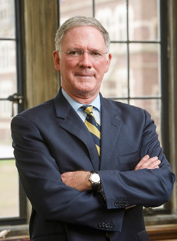 President James F. Jones Jr. cited financial issues as the reason for the planned closing of 114-year-old Sweet Briar College.