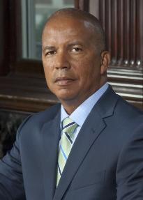 CCP president Dr. Donald Generals