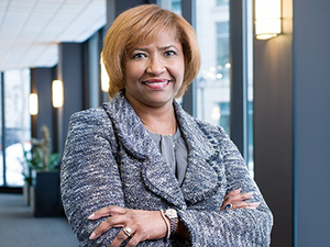"Anise Wiley-Little, chief human capital and diversity officer at the Kellogg School of Management, said that diversity inclusion is ""at a crossroads."""