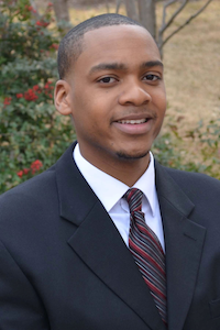 Dr. Langston Clark is an assistant professor in the Department of Kinesiology, Health, and Nutrition at The University of Texas at San Antonio. (Photo courtesy of Langston Clark)