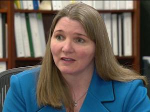 Renee Foose is the Howard County Public School System superintendent.
