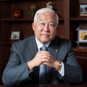 Dr. Roy Saigo (photo courtesy of Southern Oregon University)