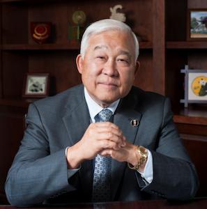 Dr. Roy Saigo (photo courtesy of Southern Oregon University)