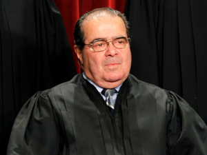 Supreme Court Justice Antonin Scalia