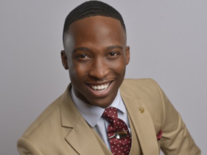 Michael D. Johnson created the National Brotherhood Chain of America, a nonprofit that focuses on mentorship, in March 2014. (Photo courtesy of Michael D. Johnson)