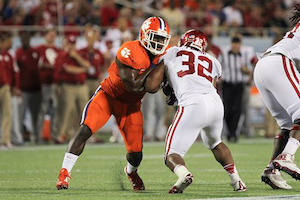 Oklahoma vs. Clemson-2014 Russell Athletic Bowl (AP photo)