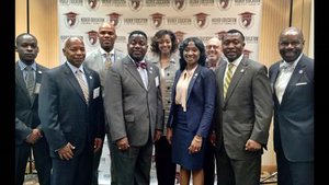 The Higher Education Leadership Foundation pairs current HBCU leaders with aspiring leaders to ensure the future vitality of the institutions (photo courtesy of H.L.E.F).