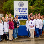 Frontier University students (Photo Courtesy of Frontier Nursing University)
