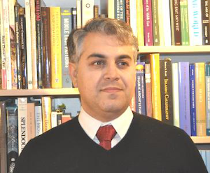 Dr. Mohammad Gharipour has balanced teaching and a prolific record of writing and publishing since 2004. (Photo courtesy of Dr. Mohammad Gharipour)