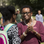 Valerie Smith, president of Swarthmore College.