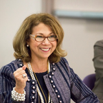 Dr. Mildred García, president of California State University, Fullerton, is leading the network.
