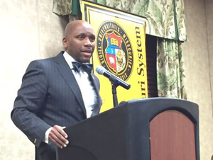 Dr. Kevin McDonald, currently the vice president and associate provost for diversity and inclusion at the Rochester Institute of Technology, will begin leading diversity efforts at the University of Missouri on June 1.