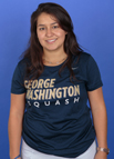 Anna Porras - Squash, George Washington University