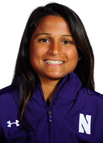 Nandi Mehta, Soccer Northwestern University