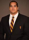 Nick Kelly, Football Arizona State University