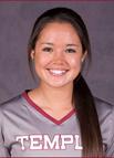 Megan Pinkerton, Lacrosse Temple University