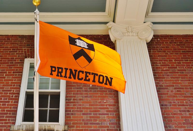Princeton Professor Posts Resume Of Failures Higher Education