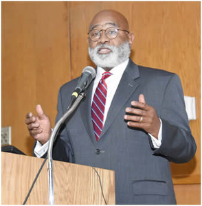 Dr. Willie D. Larkin
