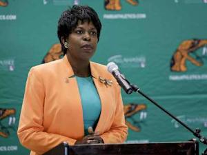 Former Florida A&M University President Elmira Mangum