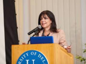 "NCCHC President Maria Harper-Marinick said, ""For the majority of Latinos in the United States, the academic journey begins at the community college."""