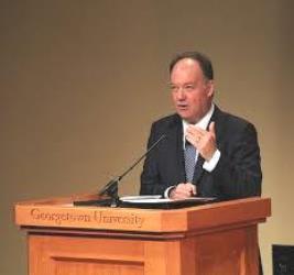 Georgetown President John J. DeGioia