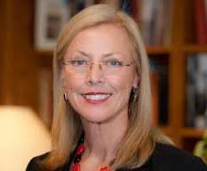 California State University, Northridge President Dianne Harrison