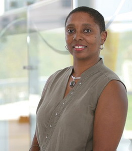 Valerie Taylor is a professor in the computer science and engineering department at Texas A&M University.