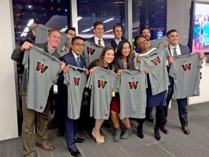 Wesleyan University's second cohort of veterans epitomizes how far the institution has come since it averaged two veterans enrolled annually before embracing the Posse program. (Photo courtesy of Wesleyan University)